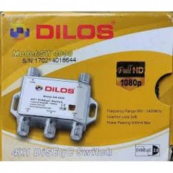 Dilos SW 4008 4in1 DiSEqC...