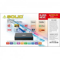 SOLID HDS2-9999 H.265 HEVC...