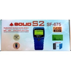 SOLID SF-675 Rechargeable...