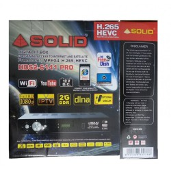 SOLID HDS2-6141PRO HEVC...